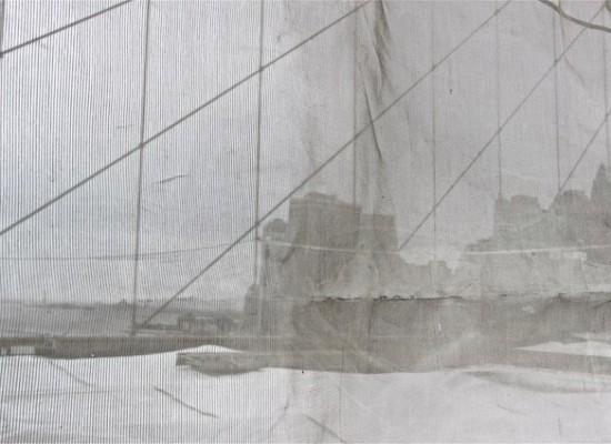 Un voile de pont